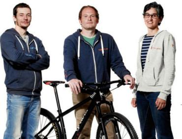 GRAVIS Cycles en la revista Mas Deco de La Tercera!